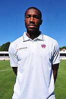 Cedric Avinel - 07.08.2015 - Evian Thonon / Clermont - 2eme journee de Ligue 2<br /> Photo : Philippe Lebrech / Icon Sport