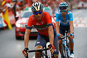 Vincenzo Nibali (ITA - Bahrain - Merida), during the UCI World Tour, Tour of Spain (Vuelta) 2018, Stage 3, Mijas - Alhaurin de la Torre 178,2 km in Spain, on August 27th, 2018 - Photo Luca Bettini / BettiniPhoto / ProSportsImages / DPPI