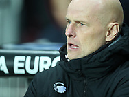 FOOTBALL: Cheftræner Ståle Solbakken (FC København) during the UEFA Europa League round of 16, first leg, match between FC København and AFC Ajax at Parken Stadium, Copenhagen, Denmark on Marts 9, 2017. Photo: Claus Birch