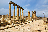 Jordanie - Site archeologique de Jerash//Archeological site of Jerash - Jordan