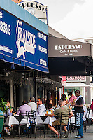 Espresso Caffe, Parkhurst, Johannesburg, South Africa.