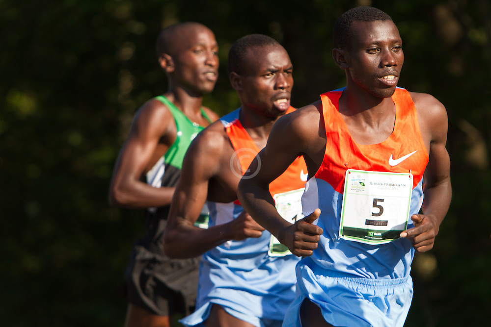 Beach to Beacon 10K , Stanley Biwott , Sam Chelanga,