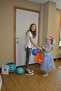 Teal Pumpkin Project<br /> signals that the home offers treats for children with Food Allergies during Halloween.