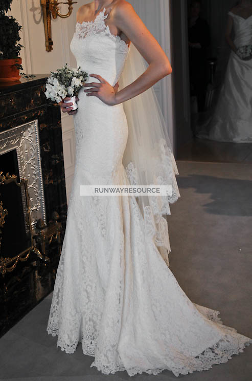 Romona Keveza Legends New York Bridal Spring 2012