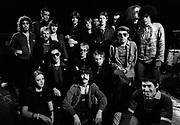 Ian Dury Stiff Tour 1978 - group