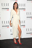 Laura Jackson, ELLE Style Awards 2016, Millbank London UK, 23 February 2016, Photo by Richard Goldschmidt