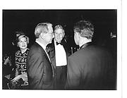 Martin Davis, Sumner Redstone and Frank Biondi (back) Press Freedom Awards 11 Nov 93. © Copyright Photograph by Dafydd Jones 66 Stockwell Park Rd. London SW9 0DA Tel 020 7733 0108 www.dafjones.com