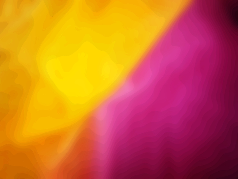 Abstract gold and fuscia. Image by Richard M. Porter (captured using RIM Blackberry).