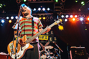 NOFX performs at the House of Blues in Chicago on Tuesday, December 3, 2013