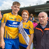 Clare Rose Aoife Murray from Sixmilebridge with Aron Shanagher