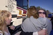 15164Sib's Weekend 2002: leaving on the Buses