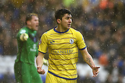 Sheffield Wednesday striker Fernando Forestieri (45) during the Sky Bet Championship match between Birmingham City and Sheffield Wednesday at St Andrews, Birmingham, England on 6 February 2016. Photo by Jon Hobley.