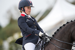 Wells Sophie, (GBR), C Fatal Attraction<br /> Grade IV Team Test<br /> Para-Dressage FEI European Championships Deauville 2015<br /> © Hippo Foto - Jon Stroud<br /> 18/09/15