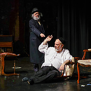 God of Vengeance. Sholem Asch's 1907 controversial play. Performed in yiddish. Produced by the New Yiddish Rep. 2017