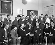 Sales Conference for Findlater's - Special for Mrs Findlater.02/04/1957