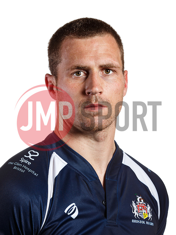 Rayn Smid of Bristol Rugby poses for a head shot during the 2015/16 Greene King IPA Championship season - Mandatory byline: Rogan Thomson/JMP - 07966 386802 - 08/10/2015 - RUGBY UNION - Clifton Rugby Club - Bristol, England - Bristol Rugby Head Shots.