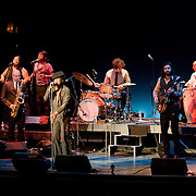 Guest singer Charles Bradley performs at the Sharon Jones & The Dap-Kings concert at The Music Hall, Portsmouth, NH