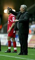 Photo: James Davies.<br />Swansea City v Swindon Town. Coca Cola League 1. 02/10/2007. <br />Swindon`s Manager Paul Sturrock.