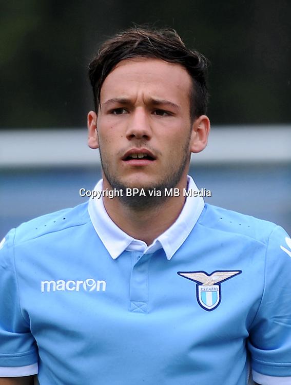 Italian League Serie A -2016-2017 / <br /> ( SS Lazio ) - <br /> Alessandro Murgia