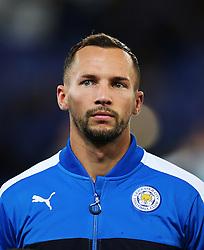 Daniel Drinkwater of Leicester City  - Mandatory by-line: Matt McNulty/JMP - 27/09/2016 - FOOTBALL - King Power Stadium - Leicester, England - Leicester City v FC Porto - UEFA Champions League