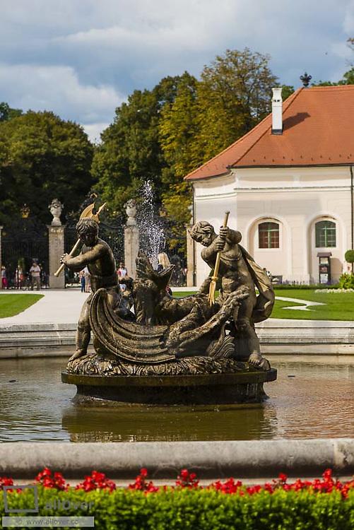 Esterhazy Palace, Schloss Esterhazy (Schloss Fertoed), UNESCO World Heritage, Hungary, Western Hungary, Fertoed