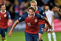Fotball, 5. september  2019 , Euro -qual , Norge - Malta<br /> Norway - Malta<br /> Sander Berge , Erling Braut Haaland , Håland  , Norge