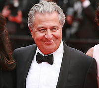 Christian Clavier at Jimmy's Hall gala screening red carpet at the 67th Cannes Film Festival France. Thursday 22nd May 2014 in Cannes Film Festival, France.