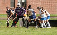 Girls Varsity Field Hockey Gilford versus Sanborn September 8, 2011.Girls Varsity Field Hockey Gilford versus Sanborn September 8, 2011.