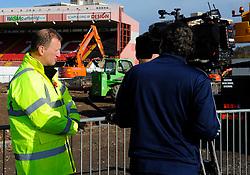Mike Henderson - Photo mandatory by-line: Dougie Allward/JMP - Mobile: 07966 386802 - 03/11/2014 - SPORT - Football - Bristol - Ashton Gate - Bristol City v  - Ashton Gate Development