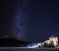 ;;; Chateau Fairmont Lake Louise., Alberta, Canada, Isobel Springett