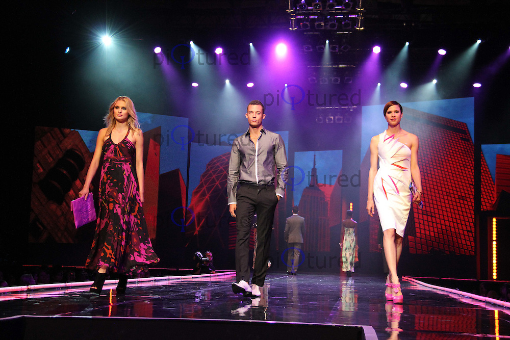 Clothes Show London Fashion Theatre Show  , Earls Court Exhibition Centre, London, UK, 25 June 2010:  For piQtured Sales contact: Ian@Piqtured.com +44(0)791 626 2580 (Picture by Richard Goldschmidt/Piqtured)