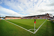 St James Park Stadium before the EFL Sky Bet League 2 match between Exeter City and Crewe Alexandra at St James' Park, Exeter, England on 4 February 2017. Photo by Graham Hunt.