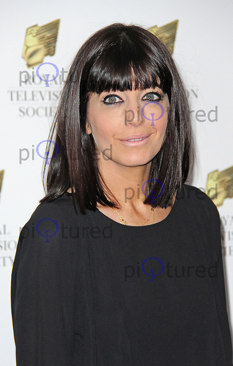 Claudia Winkleman, Royal Television Society Programme Awards, Grosvenor House Hotel, London UK, 17 March 2015, Photo By Brett D. Cove