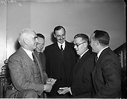 12/11/1952<br /> 11/12/1952<br /> 12 November 1952<br /> Castrol Lecture and film show at the Catholic Commercial Hall, O'Connell Street, Dublin.