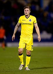 James Clarke of Bristol Rovers - Mandatory by-line: Matt McNulty/JMP - 14/03/2017 - FOOTBALL - Gigg Lane - Bury, England - Bury v Bristol Rovers - Sky Bet League One