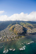 Hawaii Loa Ridge, Honolulu, Oahu, Hawaii<br />