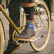 Golden Gate Bridge. Footwear apparel shoot in San Francisco, CA | Socksmith