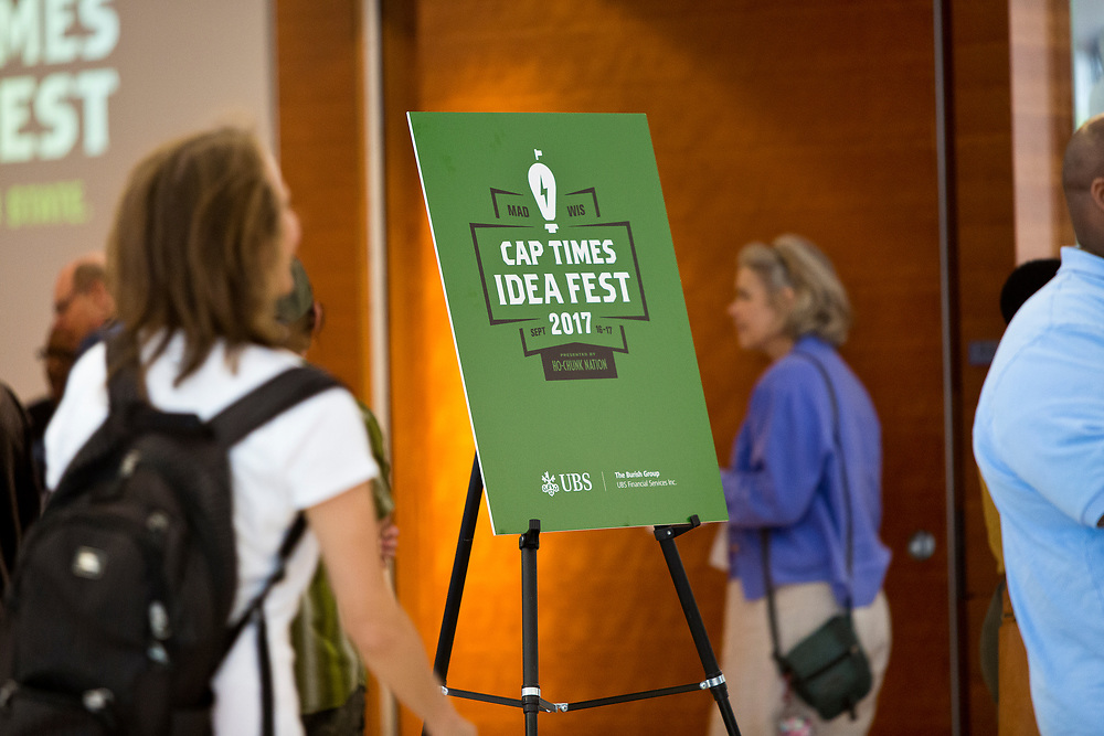 The Cap Times 2017 Idea Fest at the Discovery Center, Saturday, September 16, 2017