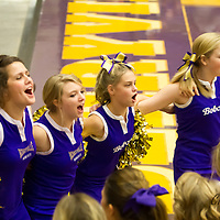1-28-14 Berryville Cheerleaders - Gravette