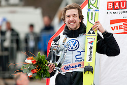 AMMANN Simon( SUI) after Flying Hill Individual competition at 4th day of FIS Ski Jumping World Cup Finals Planica 2012, on March 18, 2012, Planica, Slovenia. (Photo by Urban Urbanc / Sportida.com)