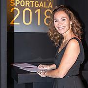 NLD/Amsterdam/20181219 - NOC*NSF Sportgala 2018, Bibian Mentel