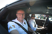 April 28-May 1, 2016: Lamborghini Super Trofeo, Laguna Seca: Stefano Domenicali, CEO of Lamborghini , Giorgio Sanna, Head of Lamborghini Motorsport
