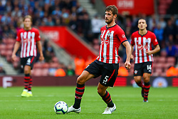 Jack Stephens of Southampton - Mandatory by-line: Ryan Hiscott/JMP - 12/08/2018 - FOOTBALL - St Mary's Stadium - Southampton, England - Southampton v Burnley - Premier League