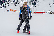 27-2-2017 LECH AM ARLBERG - AUSTRIA - King Willem-Alexander, Queen Maxima, Princess Amalia, Princess Alexia, Princess Ariane  of The Netherlands during their wintersport holidays in Lech am Arlberg, Austria, 27 February 2017. COPYRIGHT ROBIN UTRECHT<br /> <br /> 27-2-2017 LECH - OOSTENRIJK - Koning Willem-Alexander, Koningin Maxima, Prinses Amalia, Prinses Alexia, Prinses Ariane tijdens de winter sneeuw fotosessie tijdens hun wintersport vakantie in Lech am Arlberg, Oostenrijk, 27 februari 2017. fotosessie photosession lech oostenrijk austria am arlberg sneeuw snow holiday holidays vakantie wintersport princess prinses amalia alexia ariane queen koningin maxima king koning willem alexander willem-alexander   COPYRIGHT ROBIN UTRECHT