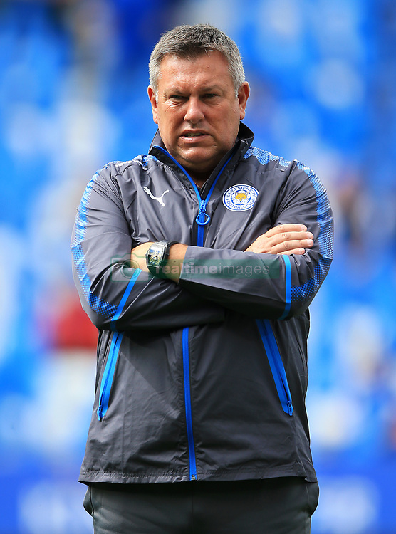 Leicester City manager Craig Shakespeare before the Premier League match at the King Power Stadium, Leicester.