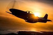 P-51 Mustang 'Straw Boss 2' & SNJ-4