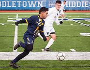 2019 NYSPHSAA Class A boys soccer final