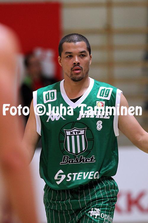 5.10.2012, Pyynikin palloiluhalli, Tampere..Korisliiga 2012-13, Tampereen Pyrint? - KTP-Basket, Kotka..Michael Pounds - KTP.