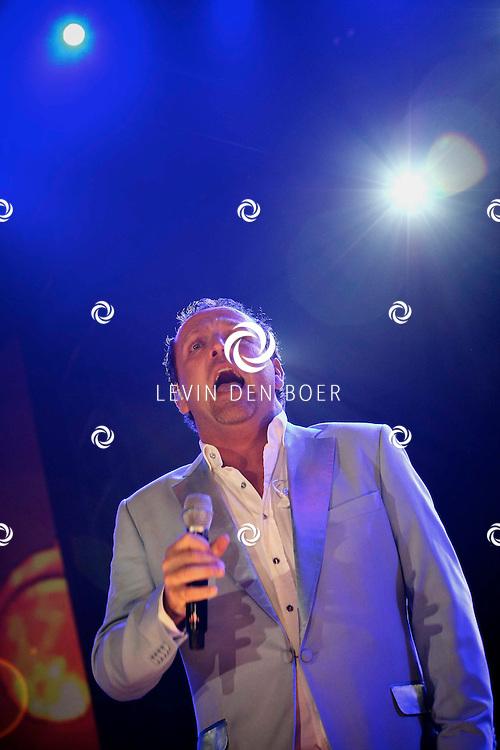 ROTTERDAM - De Beren Eetcafes Live In de Ahoy. Met op de foto Gordon. FOTO LEVIN DEN BOER - PERSFOTO.NU