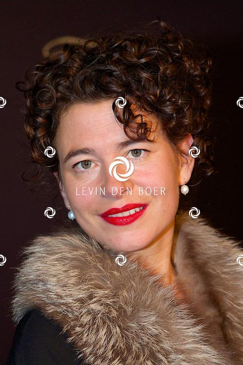 HAARLEM - In de Stadsschouwburg & Philharmonie Haarlem is de filmpremiere van Kenau gehouden. Met hier op de rode loper  Jara Lucieer. FOTO LEVIN DEN BOER - PERSFOTO.NU